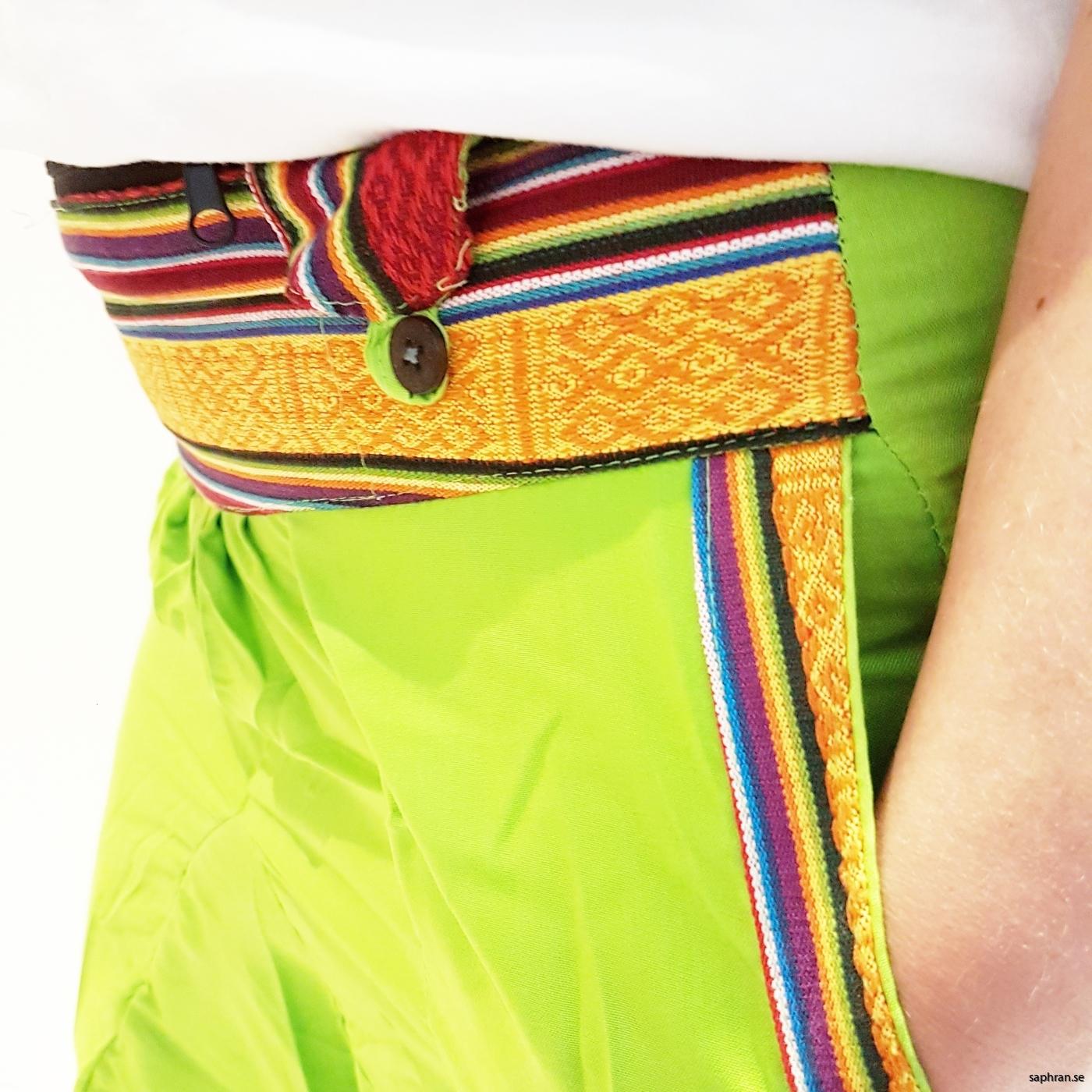 IMG_Yoga, dans eller mysbyxa hemma. Man kan använda Haremsbyxor till allt. Direktimporterat från Indien