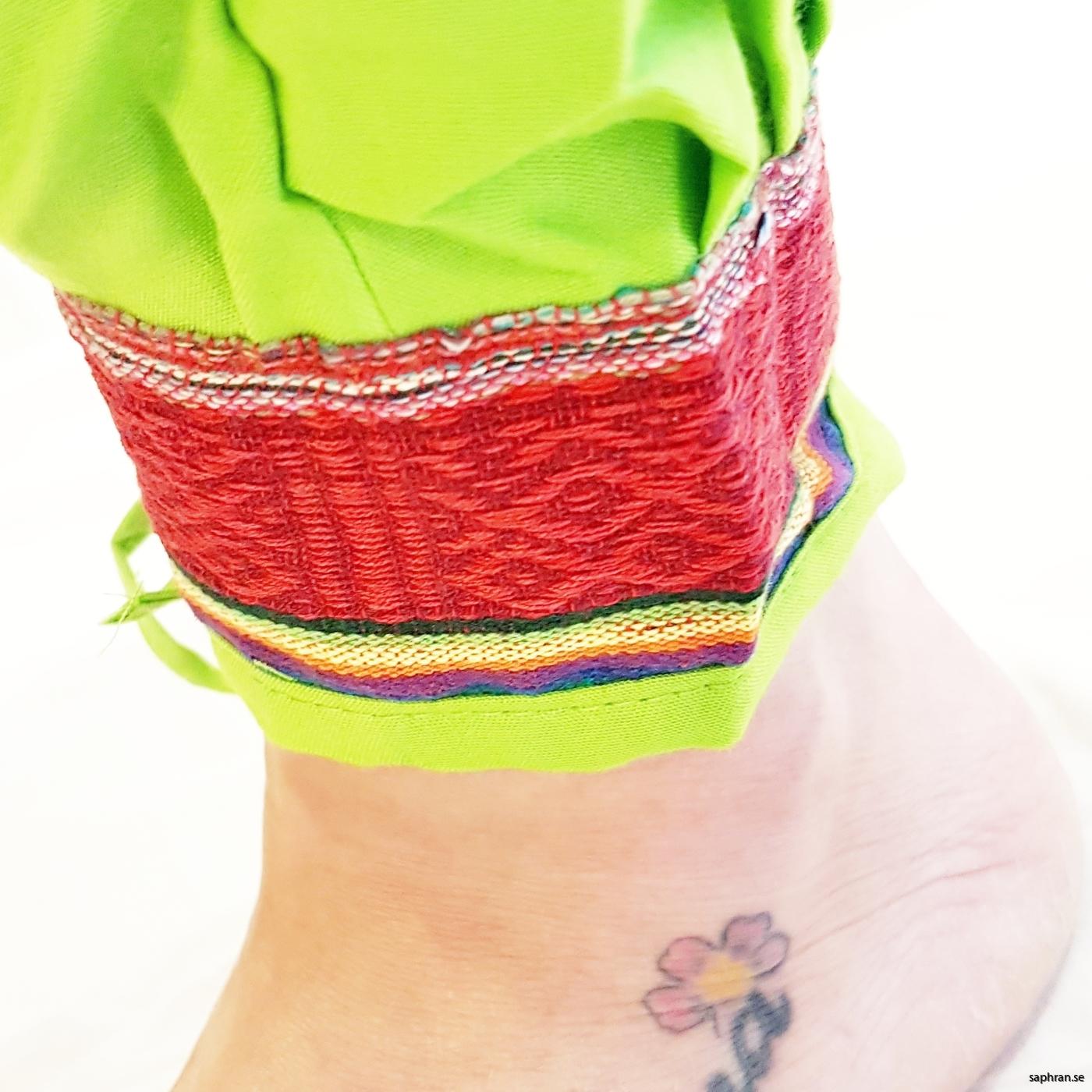 Härliga haremsbyxor för alla i härliga färger