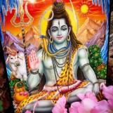 Tavla hinduiska gudar - Shiva
