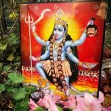 Tavla hinduiska gudar - Kali