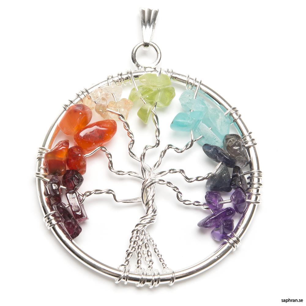 Livets träd hänge chakra