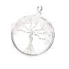 Livets Träd halsband Chakra - Livets träd Bergkristall