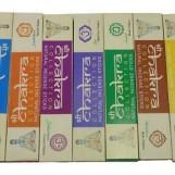 Rökelse Chakra 7 pack