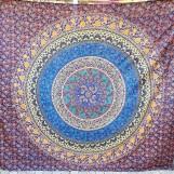 Blå Mandala