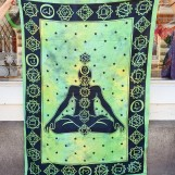 Chakra batik Mandala