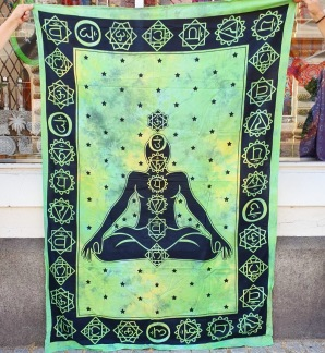 Chakra batik Mandala - Chakra