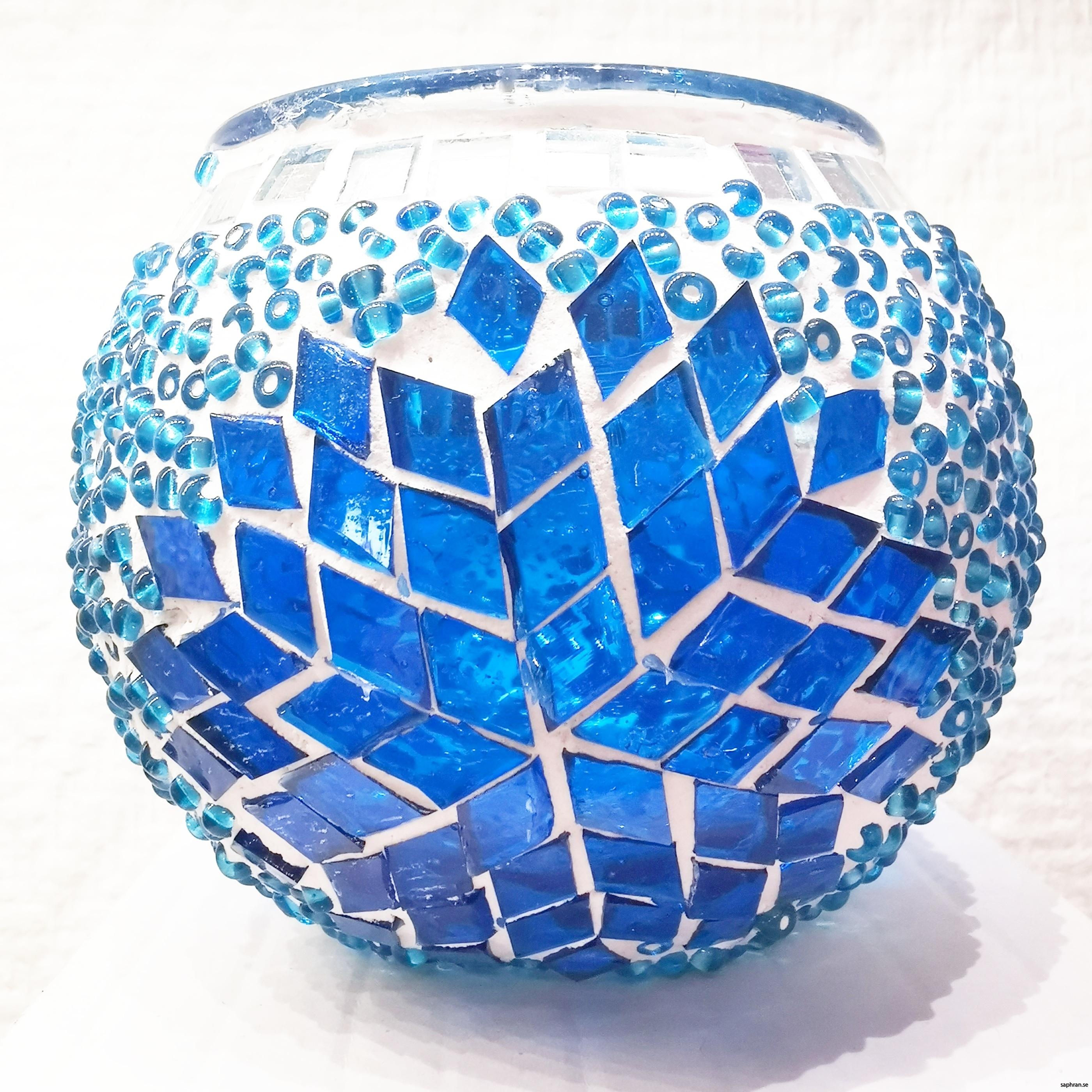 orientalisk ljuslykta för värmeljus