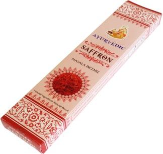 Rökelse Saffron - Rökelse Saffron