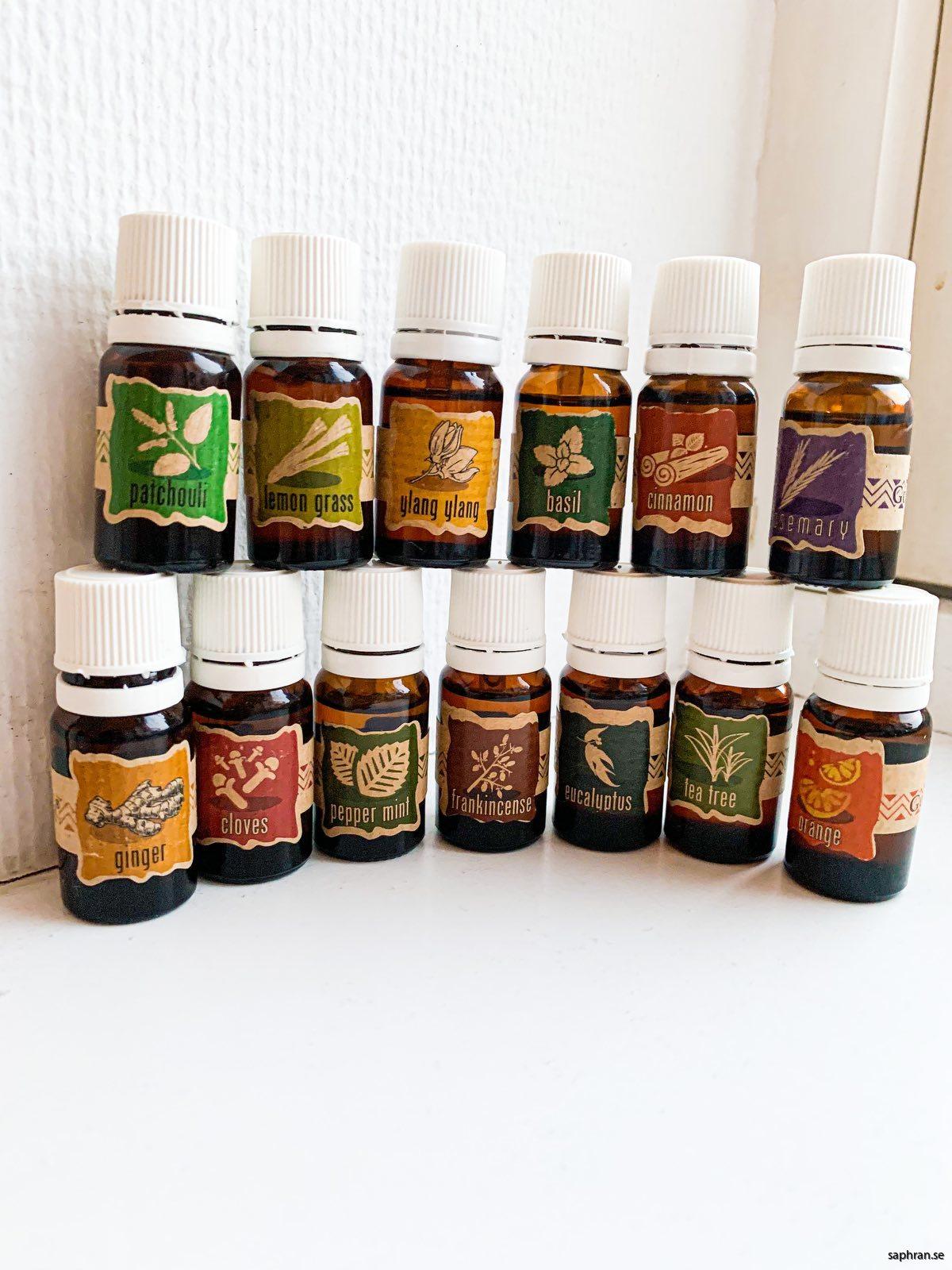 Goloka Essential oils