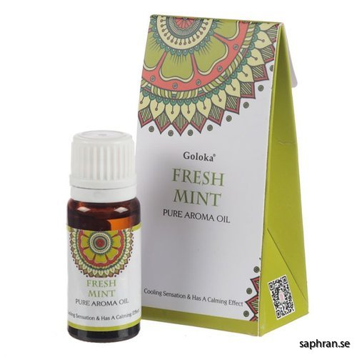 Goloka Aromaolja Fresh Mint