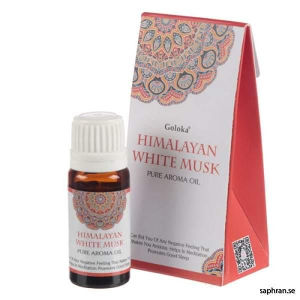 Goloka Aromaolja Himalayan White Musk