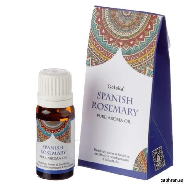 Goloka Aromaolja Spanish Rosemary