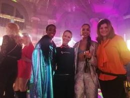 Power Girl Awards 7/3-19 där Ida & Carina träffade Sabina Ddumba & Janice!