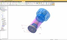 Part- och sammanställningar i 3D cad