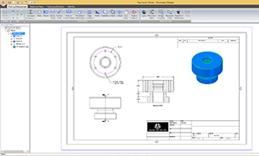 Automatisk generering av produktionsritning från 3D-modellen