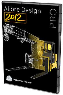 Alibre Design - Professional, inkl. ett års serviceavtal
