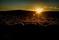 Lappland. Rengärde uppe i Sitas i ljuset av midnattssolen.....Foto Ante Skaulu