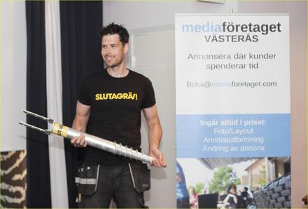 Mikael Bergman, ägare för ELT bolagen.