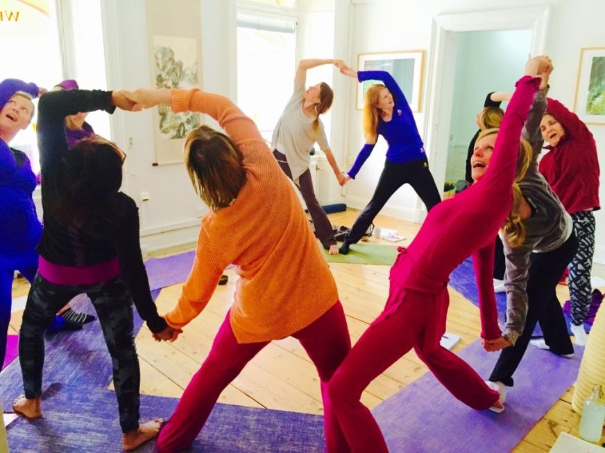15 år med My Spirit Yogalärarutbildning anno 2003 -2017