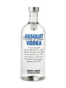 Absolut Vodka - Absolut Vodka 700ml