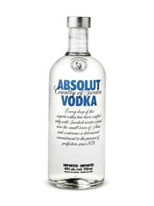 Absolut Vodka - Absolut Vodka 700ml