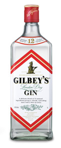 Gilbey's Gin - Gilbey's Gin 70cl