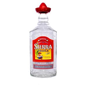 Sierra Tequila Silver - Sierra Tequila Silver 70cl