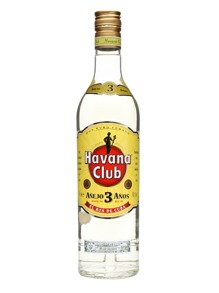 Havana Club - Havana Club 3 years 75cl