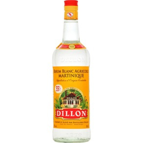 Rhum Blanc Agricole Martinique - Rhum Blanc Agricole Martinique 70cl