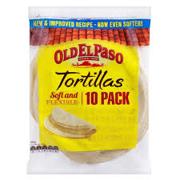 Soft tortilla