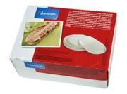 Mozzarella sliced