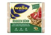 Wasa rye bread