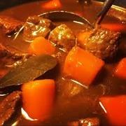 Lamb stew/lammkalops