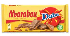 Daim chocolate 250 gr - Daim 250 gr