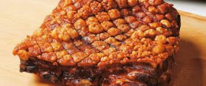 Norweigen ribbe cooked - Norweigen ribbe cooked