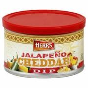 Jalapeno cheddar dip