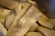 Salted Herring in brine