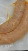 Red curry panang sausage