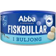 Fiskbullar i buljong 375 gr