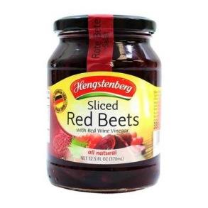 Beetroot sliced 370 ml - Beetroot 370 ml