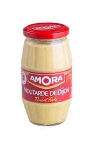 Dijon mustard 440 GR - Dijon mustard amora 440 gr