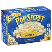 Popcorn microwave 3 pack
