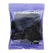 Soft sweet liqurice 150 gr