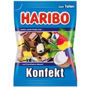 Haribo konfekt 200 gr