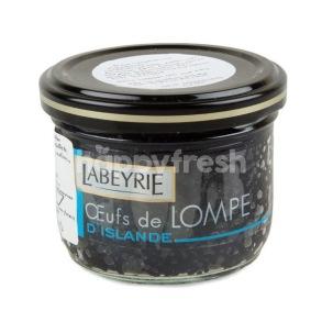 Lumpfish caviar 80 gr - Lumpfish black 80 gr