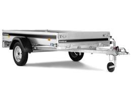 Brenderup släp, trailer