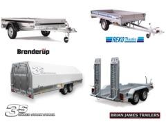Släp och trailer, Brenderup, Reko, Lööve, Hapert, Brian James