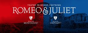 Romeo och Juliet. Sommarteater på Bohusfästning 2014