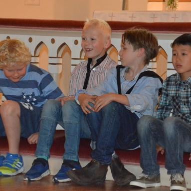 Skolavslutning i Edsleskog 170614 005