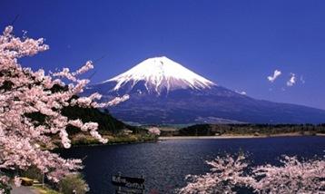 Fujiberget. Foto: Japanexperten